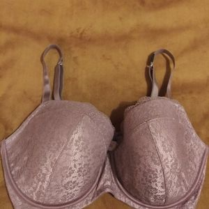 Victoria's Secret Lilac and Lace Bra